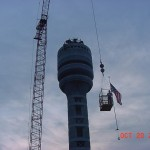 Orlando International Airport Air Traffic Control Tower